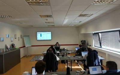 Weintek školovanja u ProElektronika trening centru