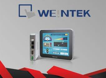 Weintek – All-In-One PLC s I/O karticama