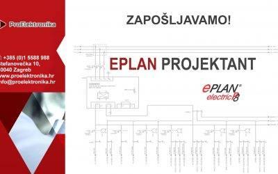 Otvoreno radno mjesto – EPLAN PROJEKTANT/PROJEKTANTICA