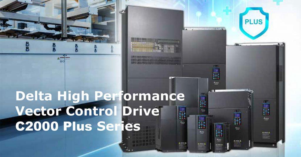 Delta C2000 Plus Frekventni pretvarači