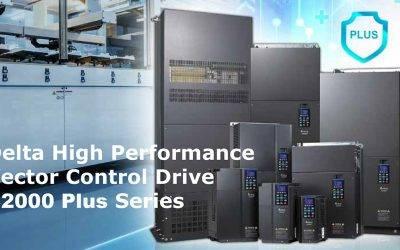 Frekventni pretvarači Delta C2000 & C2000 Plus