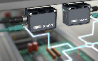 Laserski senzor udaljenosti – Baumer OM70 – za najzahtjevnije aplikacije